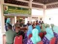 Sinergi Kodim 0815 Dan Dinas P2KBP2 Kabupaten Mojokerto Tingkatkan Keluarga Berkualitas