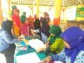 TMMD Kumpulrejo, Kodim Bojonegoro Dan Dinas P3AKB Berikan Pelayanan KB Kesehatan