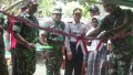 Peresmian Renovasi Rumah RTLH Khusus Veteran RI  Dalam Rangka HUT TNI