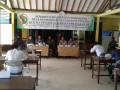 Danramil 0815/11 Bersama Forpimka Pantau Langsung Pengisian Perangkat Desa