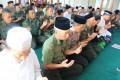Kodim 0814 Jombang Galang Dana Dan Doa Bersama