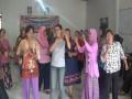 Tampilan Emak-Emak Desa Blimbing Ini Bikin Mlongo