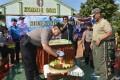 HUT TNI ke-73, Dandim Tuban Dapat Kejutan Dari Kapolres