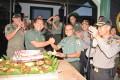 Korem 082 Dapat Surprise Di Hari Ulang Tahun TNI