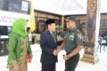 Danrem 082/CPYJ Hadiri Pengambilan Sumpah Sekda Kabupaten Jombang