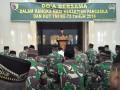 Kodim 0812 Lamongan Gelar Do'a Bersama Dalam Rangka Memperingati Hari Kesaktian Pancasila Dan HUT TNI Ke-73