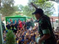 Si Mokos Sambangi Anak-Anak Di Lereng Gunung Wilis