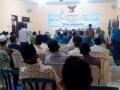 Danpos Mojoanyar Bersama Forpimka Saksikan Pelantikan Perangkat Desa Gayaman