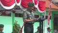 Aktifitas TNI Di Kawasan Gunung Wilis, Secara Resmi Ditutup