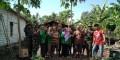 Tak Kenal Libur Babinsa Koramil 0815/14 Dlanggu Dampingi Petani Rawat Tanaman Jagung