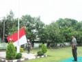 Peringati Hari Ibu, Korem 082/CPYJ Dengan Upacara Bendera