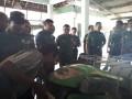 Opsgab Satpol PP bersama TNI dan Polri dalam rangka PENERTIBAN DAN PENEGAKAN