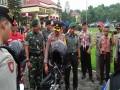 TNI-Polri-Pemda Di Mojokerto Raya Gelar Apel Kesiapan Pengamanan Nataru