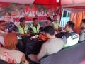Sinergitas TNI Dan Polri Amankan Natal Dan Tahun Baru 2019