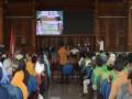 Pemusnahan BB, Mewarnai Apel Gelar Pasukan Ops Lilin Semeru 2018 Dalam Pengamanan Natal dan Tahun Baru 2019
