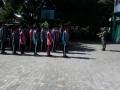 Bekali Siswa Siswi SMA NU Centini lewat Wawasan Kebangsaan dan materi PBB