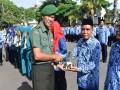 Kasdim 0811/Tuban  Hadiri Upacara Bendera  Hari Anti Korupsi, Hari Nusantara, Hari Bela Negara Dan Hari HAM