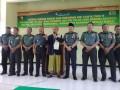 Danramil 0815/19 Magersari Bersama Forpimka Bekali Tiga Pilar Kelurahan
