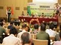 Dandim Bojonegoro Hadiri Sosialisasi Pengawasan Pemilu Partisipatif Bagi ASN
