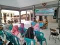 Dukung Program Kesehatan, Babinsa Koramil 0815/11 Pungging Bersama Tiga Pilar Ikuti MMD