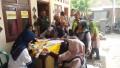 Danramil 0815/12 Ngoro Ajak Warga Dukung Program GEPUK MAS