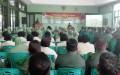 Kodam V Brawijaya Berikan Bintal Rohani Kepada Ratusan Prajurit Kodim 0813 Bojonegoro