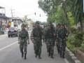 Minggu Militer, Dandim Bojonegoro Pimpin Hanmars