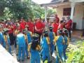 Peran Serta Koramil 0815/08 Dawarblandong Berantas Sarang Nyamuk