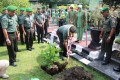 Pangdam V Brawijaya Berkunjung Ke Makodim 0813 Bojonegoro