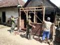 Maksimalkan Pencapaian Renovasi RTLH Kodim 0815 Mojokerto Bentuk Timwas*