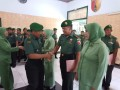 Kodim 0815 Mojokerto Lepas Personel MPP