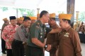 Pelantikan Ketua dan Pengurus Legiun Veteran Republik Indonesia Cabang Kabupaten Jombang