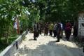 Dandim Tuban Dampingi Danrem 082/Cpyj Sidak Lokasi Sasaran Tmmd Ke-104