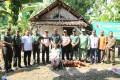 Dandim 0814 Renovasi Rumah Tidak Layak Huni Tahap VX Tahun 2019