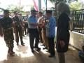 DANREM 082/CPJY DAMPINGI MARSDA TNI KUKUH SUDIBYANTO WASEV TMMD 104 DI TUBAN.
