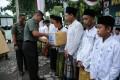 Danrem 082/CPYJ Sambut Kunker Pangdam V/Brawijaya di Kodim 0814 Jombang.