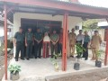 Tim Waslakgiat Renovasi RTLH Kodam V/Brawijaya Kunjungi Wilayah Koramil 0815/05 Gedeg