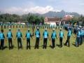 Lewat Wawasan Kebangsaan, Siswa Siswi SMKN 1 Kediri Digembleng Cinta Tanah Air