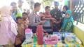 Koramil 0814/04 Gudo Sidak Makan Minum