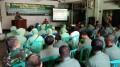 Kodim 0815 Mojokerto Kumpulkan Prajurit, PNS dan Persit, Tekankan Netralitas TNI