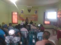 Danramil 0815/19 Magersari Sosialisasikan Pentingnya Pengendalian Keamanan Lingkungan