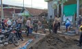 Karya Bakti TNI – Polri Bersama Elemen Masyarakat Di Masjid Sabilul Muttaqin