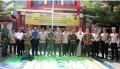 Bersama Danramil Jajaran, Kasdim Bojonegoro Ikuti Tactical Games Operasional Sispamkota