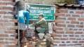 Koramil 0815/04 Puri Bangun 16 Unit Jamban Sehat
