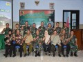 Pembinaan Keluarga Besar TNI di Gelar oleh Korem 082/CPYJ.