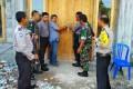 TNI Bekerjasama Dengan Polri Mengawal Demokrasi Di PPK Grogol, Tarokan Dan Banyakan