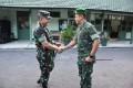 Silaturahmi Gubernur AKMIL ke Korem 082/CPYJ.