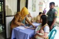 Kodim 0813 Dan Dinas P3AKB Bojonegoro Gelar Pelayanan KB Kesehatan
