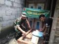 Koramil 0815/06 Kemlagi Persembahkan 16 Unit Jamban Bagi Keluarga Kurang Mampu