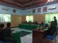 Tim Wasev Bakti TNI Sterad Kunjungi Kodim 0815 Mojokerto